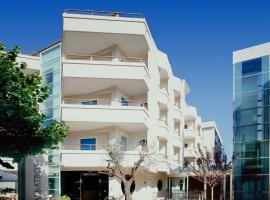 Hotel Albatros, hotell i Misano Adriatico