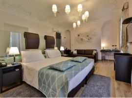 Best Western Plus Hotel Genova, hotell i Turin