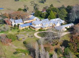 Hillview Heritage Estate, hotel near Moss Vale Golf Club, Sutton Forest