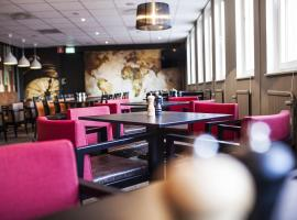 First Hotel Solna, hotel near Bromma Stockholm Airport - BMA, Solna