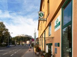 Hotel Via Roma, hotel Salzburgban