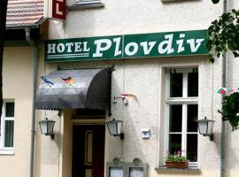 Hotel Plovdiv, B&B i Berlin