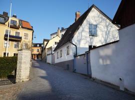 Visby Logi & Vandrarhem, hostelli Visbyssä