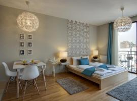 Central Passage Budapest Apartments, דירה בבודפשט