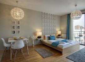 Central Passage Budapest Apartments, Ferienwohnung in Budapest