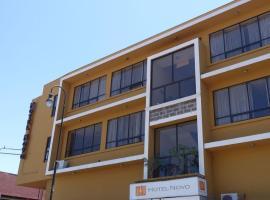 Hotel Novo, Hotel in San José