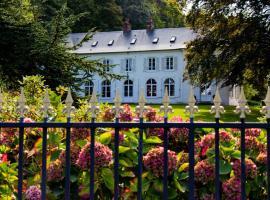 Château du Romerel - Baie de Somme, bed and breakfast en Saint-Valery-sur-Somme