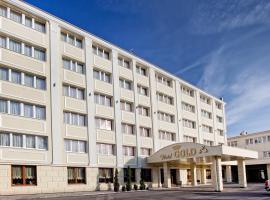 Hotel Gold, отель в городе Дембица