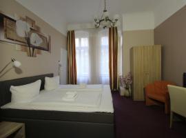 City Hotel Gotland, ubytování v soukromí v Berlíně