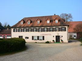 Landhotel Schloss Buttenheim, hotel near Concert & Congress Hall Bamberg, Buttenheim