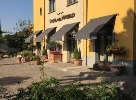 Hotel Casal Dell'Angelo, hotel near Caserta Train Station, Marigliano