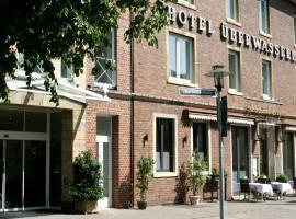 Hotel Restaurant Überwasserhof, hotel in Münster