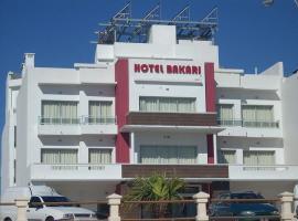 Hotel Boutique Bakari, hotel in Piriápolis