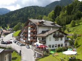 Wellness Hotel Belvedere, hotel in Falcade