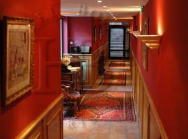 Boileau, hôtel à Paris près de: Parc des Princes