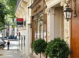 Hotel Meslay Republique, hotel in Paris