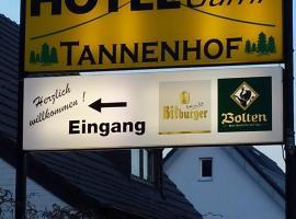 Hotel Tannenhof, Hotel in Mönchengladbach