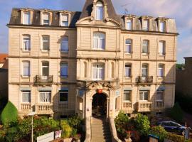 ヌーベル ホテル、バニョール・ドゥ・ロルヌのホテル