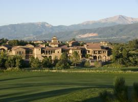 The Lodge at Flying Horse, spa hotel in Colorado Springs