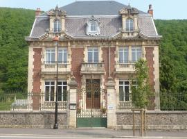 Le Clos Belle Rose、Haybesのホテル