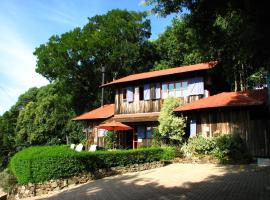 Hospedaria Villa Costaneira, hotel in Nova Petrópolis