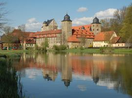 Schloss Thurnau, hotel near Bayreuth Festival Theater, Thurnau