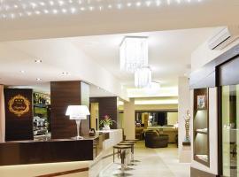 Hotel Argentina, hotell i Senigallia