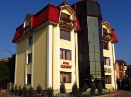 Hotel&Restaurant SENATOR, hotel in Truskavets