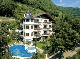 Hotel Sittnerhof, hotel in Merano