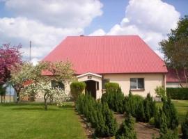 Agroturystyka Pod Brzozami, hotel near Ferry crossing Karsibor, Karsibór