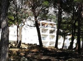 Apartments Lucija, hotel in Brela