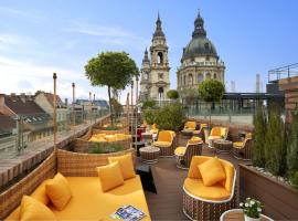 Aria Hotel Budapest by Library Hotel Collection: Budapeşte'de bir otel