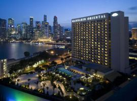 Mandarin Oriental, Singapore (SG Clean), hotel near East Coast Park, Singapore