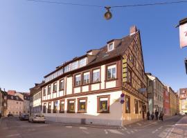 밤베르크에 위치한 호텔 호텔 알트 밤베르크