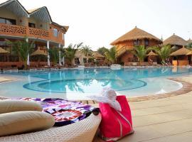 Lamantin Beach Resort & SPA, hotel in Saly Portudal