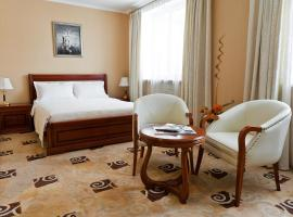 Richmond Hotel, hotel with pools in Yekaterinburg