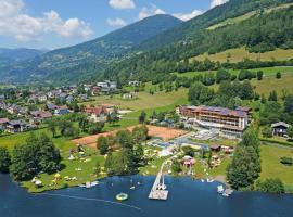 Familien-Sporthotel Brennseehof, Hotel in Feld am See
