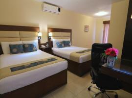 Hotel San Miguel, отель в городе Тустла-Гутьеррес
