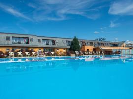 Hotel Lacotel, Hotel in der Nähe von: Forum Fribourg, Avenches