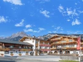 Familotel St. Johanner Hof, Hotel in Sankt Johann in Tirol