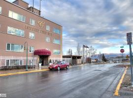 Anchorage Grand Hotel, Hotel in Anchorage