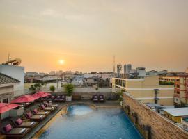Buddy Lodge, Khaosan Road, hotel near Bangkok National Museum, Bangkok