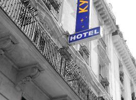 Kyriad Hotel XIII Italie Gobelins, hotel in 13th arr., Paris