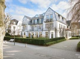 Aparthotel Villa am Konzertgarten, Hotel in Kühlungsborn