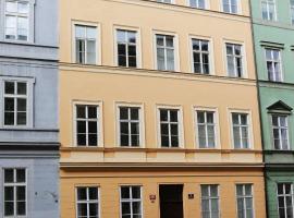 Greg Apartments Kampa Prague, hotel dicht bij: Tsjechische Nationale Theater, Praag