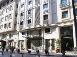 Bisetun Hotel, hotel near Suleymaniye Mosque, Istanbul
