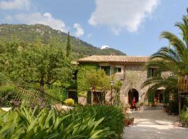 Hotel Sa Vall, отель в Вальдемосе