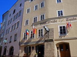 Altstadthotel Weisse Taube, Hotel in der Nähe von: Getreidegasse, Salzburg