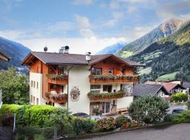 Hotel Wildschütz, hotell i San Leonhard in Passeier