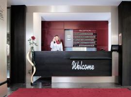 4-Länder-Hotel Deutschmann, hotel in Bregenz
